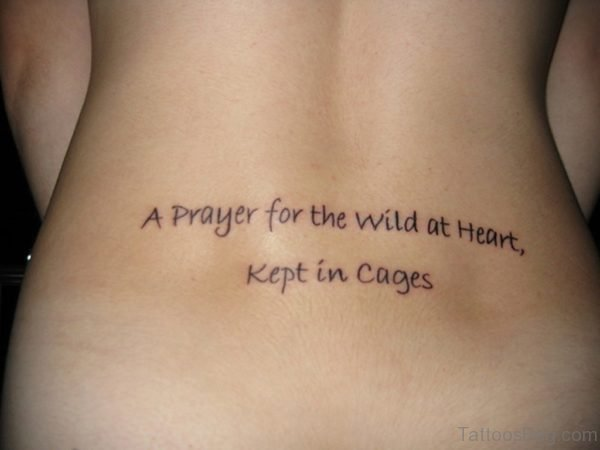 A Prayer For The Wild At Heart