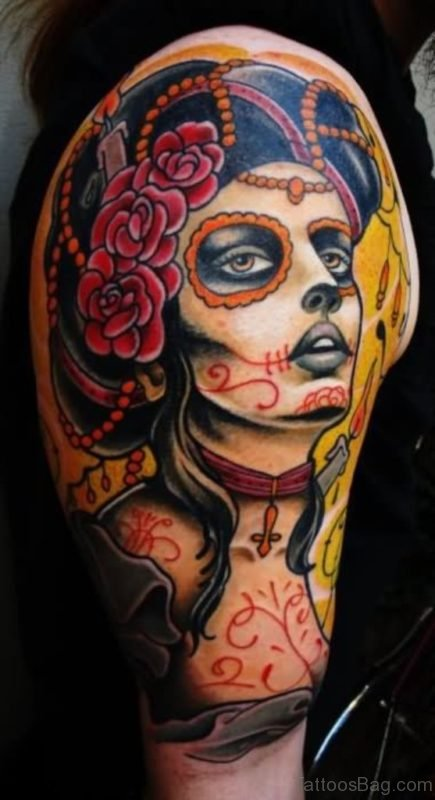 Amazing Colorful Tattoo