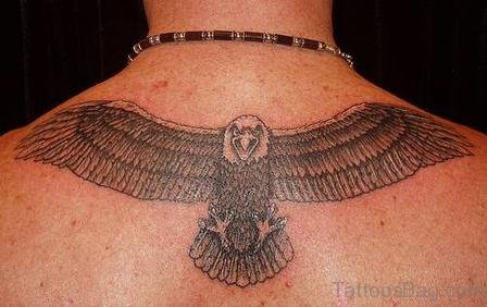Amazing Eagle Tattoo