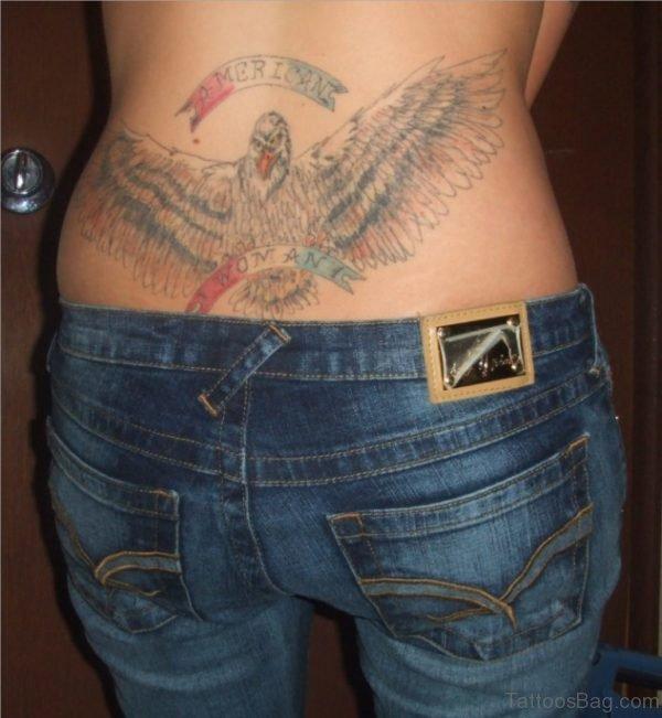 Eagle Patriotic Tattoo