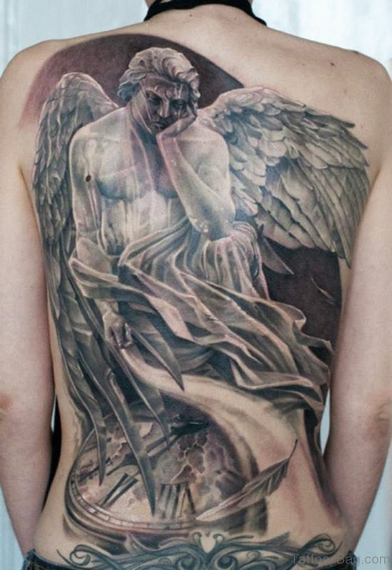 Amazing Religious Tattoo