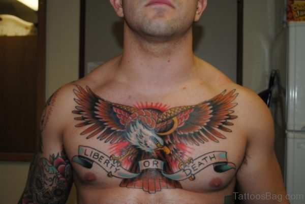 American Eagle Tattoo Image