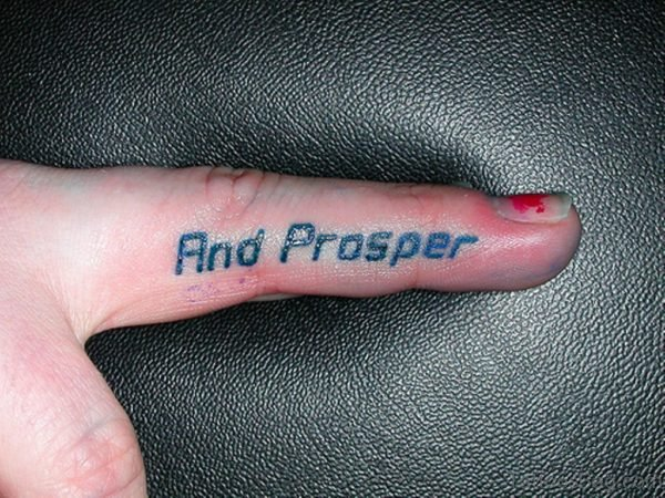 And Prosper