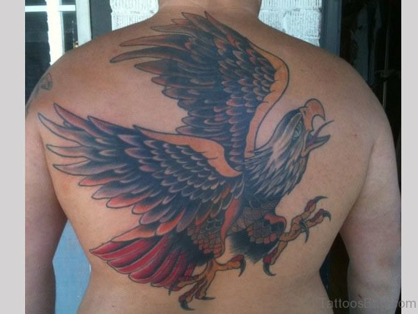 Attractive Eagle Tattoo