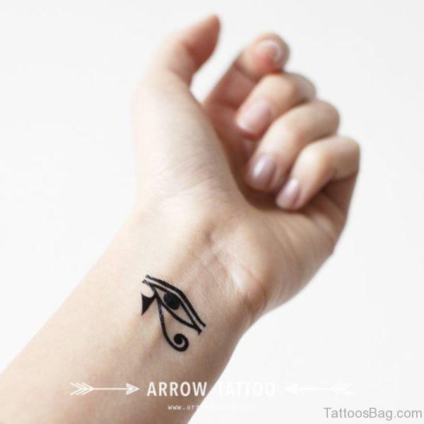 Attractive Egyptian Tattoo Design