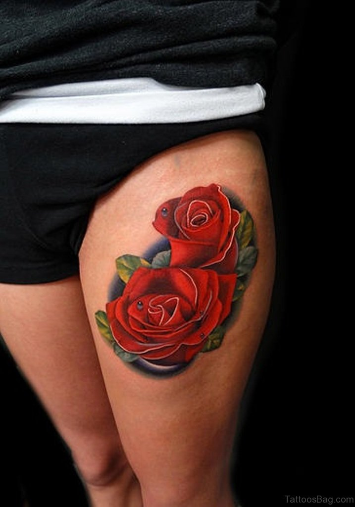 70 impressive tattoos for thigh