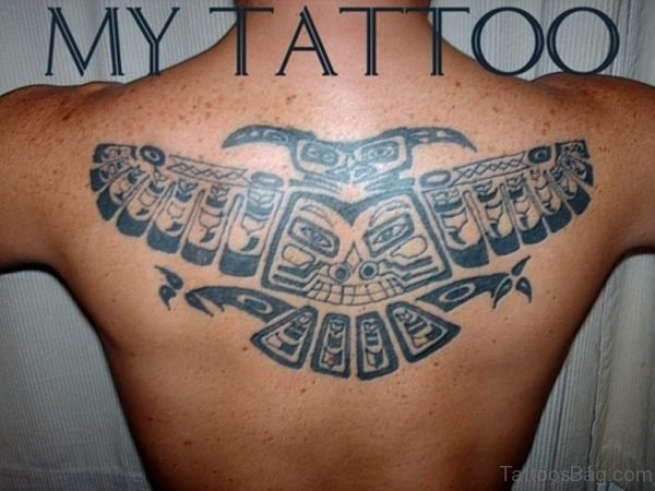 Awesome Aztec Tattoo