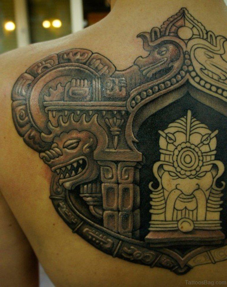 Aztec Design Tattoo Small: 60 Pleasing Aztec Tattoos