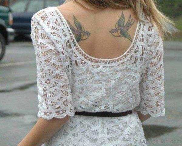 Awesome  Bird Tattoo