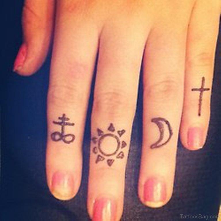 Tumblr finger tattoos