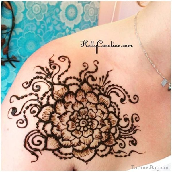 Awesome Henna Tattoo