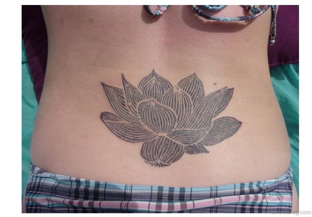 21bd33fbcf064 60 Beautiful Lotus Flower Tattoos
