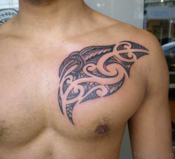 Awesome Tribal Tattoo