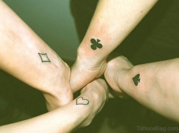 Awesome Wrists Tattoo
