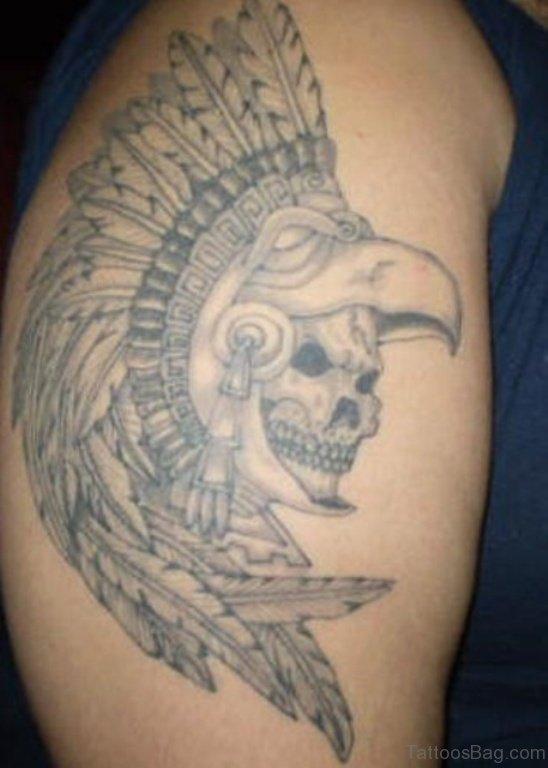 Aztec Native Tattoo