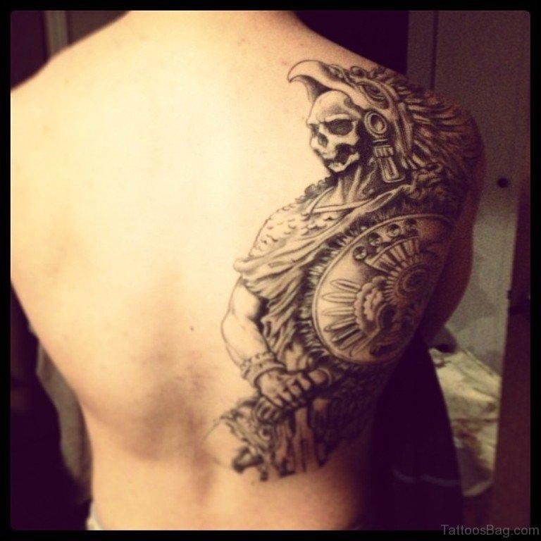 60 Pleasing Aztec Tattoos