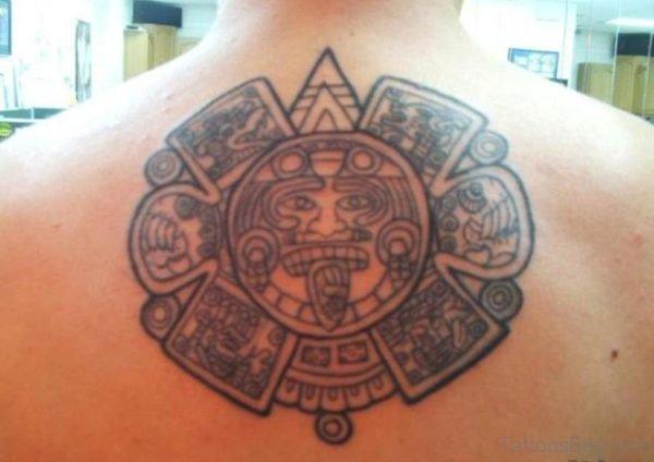 Aztec Symbol Tattoo