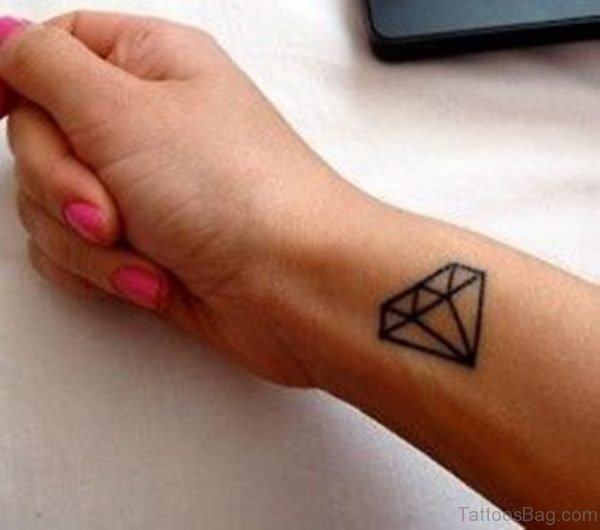 Balck Diamond Tattoo