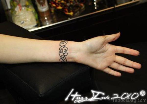 Beautiful Band Tattoo