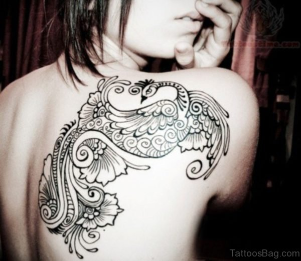 Beautiful Designer Tattoo