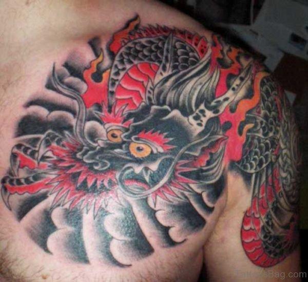 Beautiful Dragon Tattoo