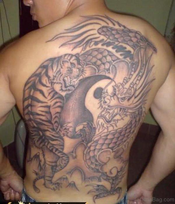 Best Dragon Tattoo