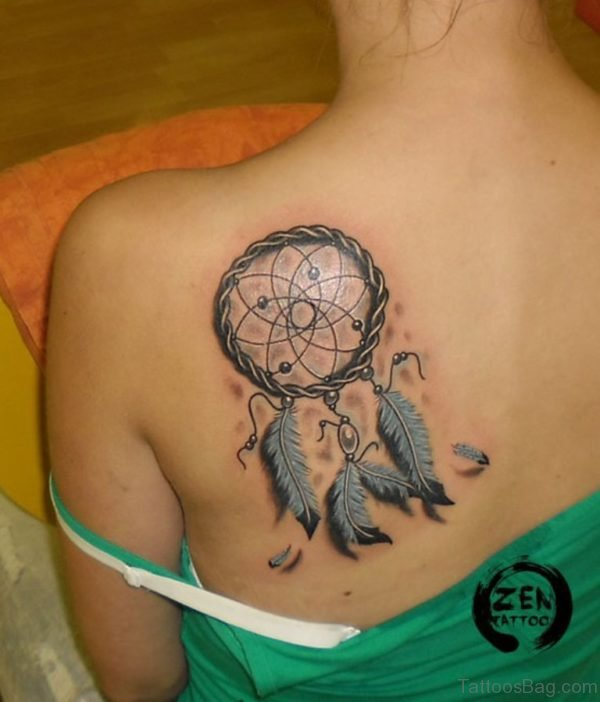 Best Dreamcatcher Tattoo