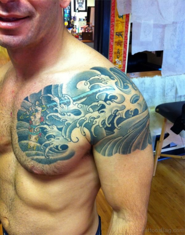 Best Shoulder Tattoo For Men