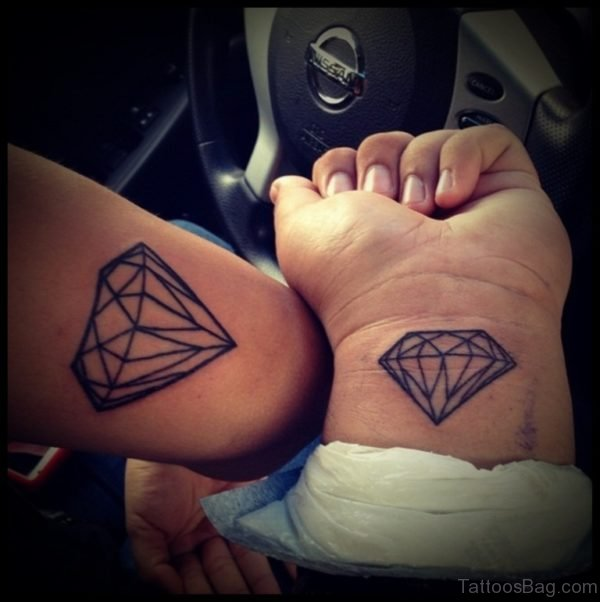 Big Diamond Tattoo