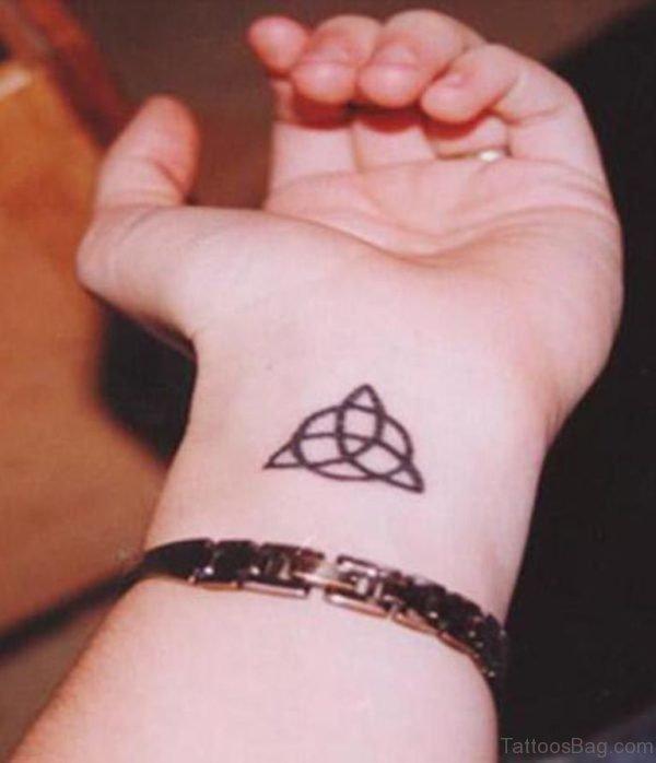 Black Celtic Tattoo