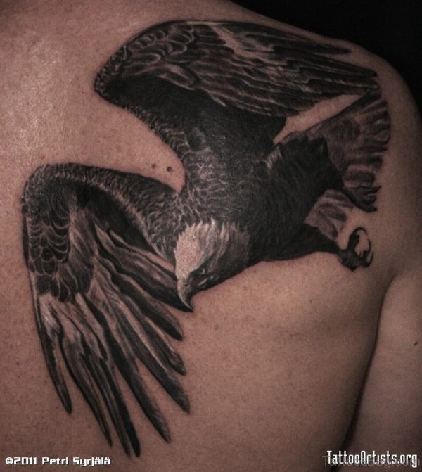 Black Eagle Tattoo