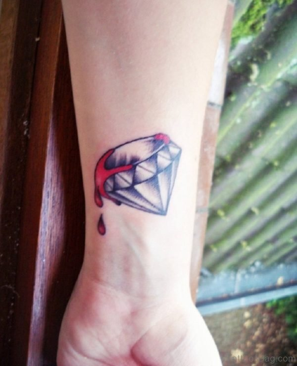 Blood Diamond Tattoo