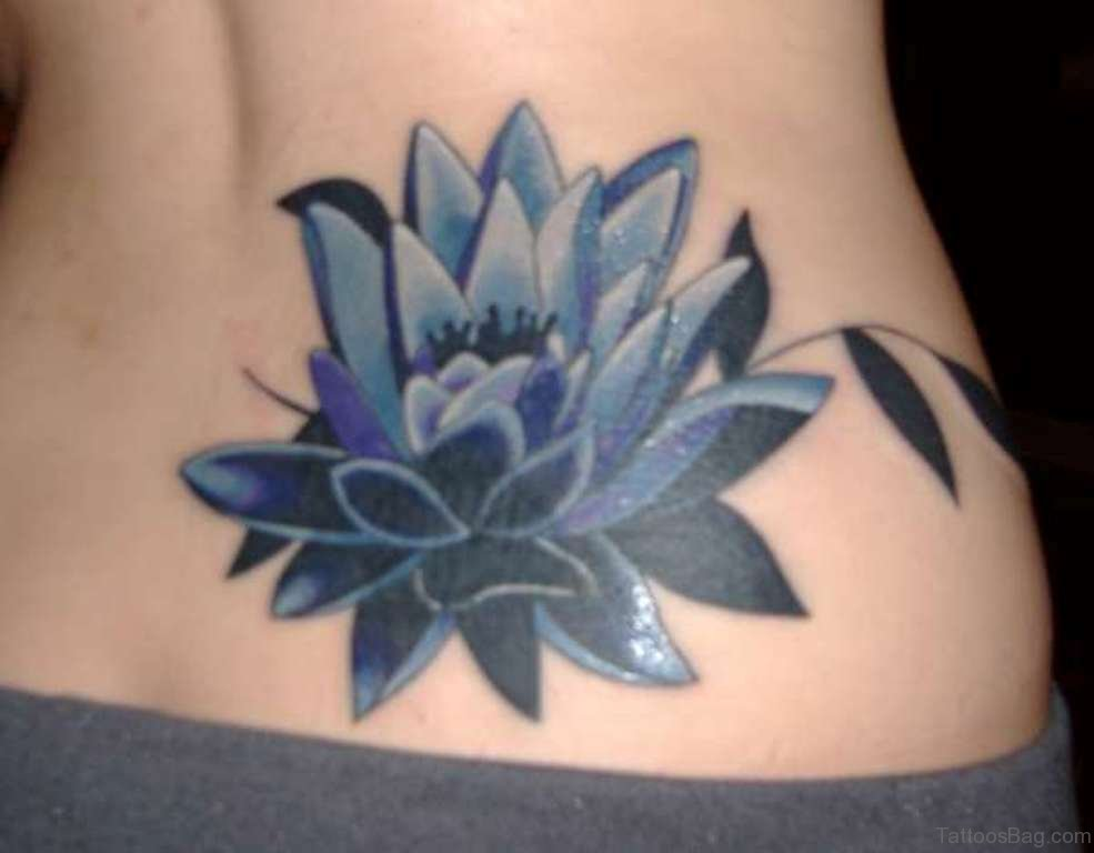 60 Beautiful Lotus Flower Tattoos
