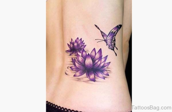 Blue Lotus Tattoo