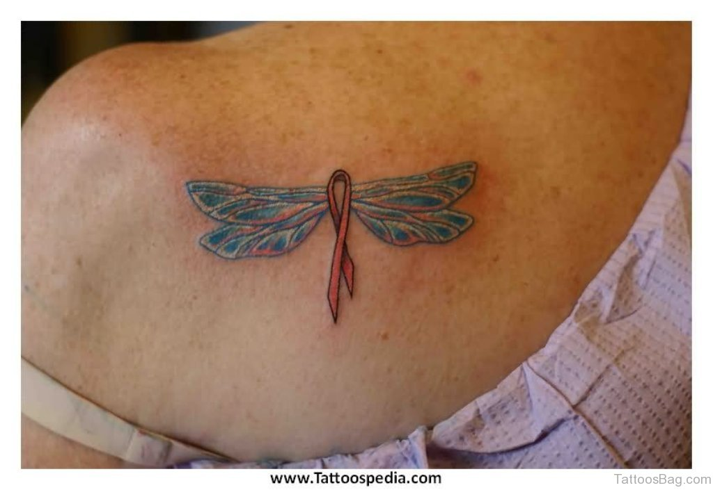 49 classic dragonfly tattoos for back. Black Bedroom Furniture Sets. Home Design Ideas