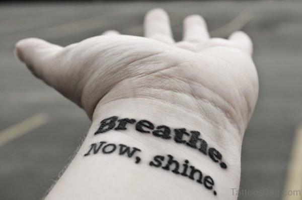 Breathe Now Smile