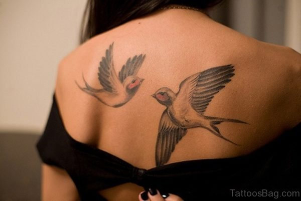 Brilliant Birds Tattoo