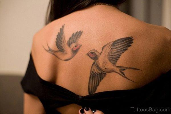 Brilliant Birds Tattoo