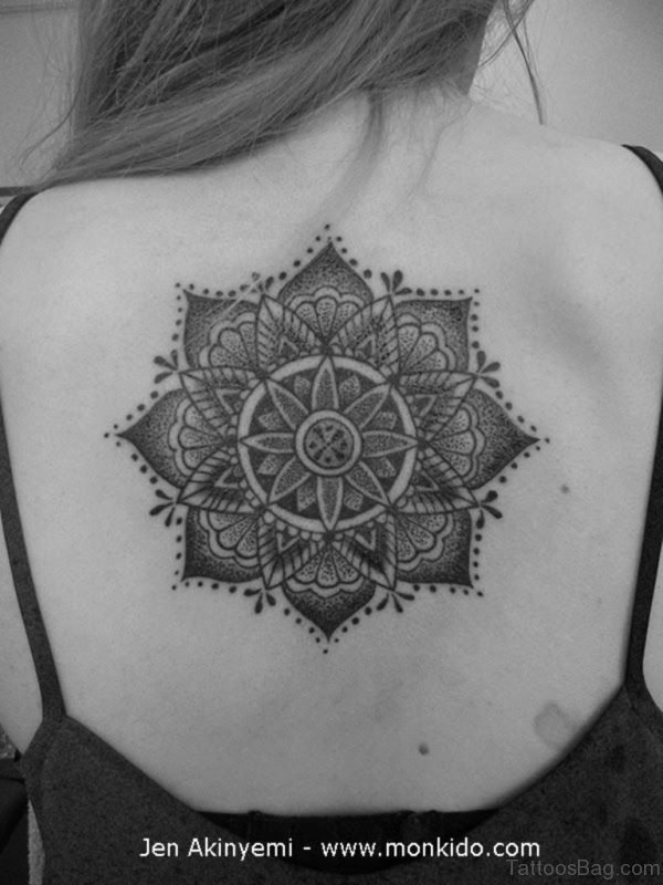Buddhist Mandala Tattoo
