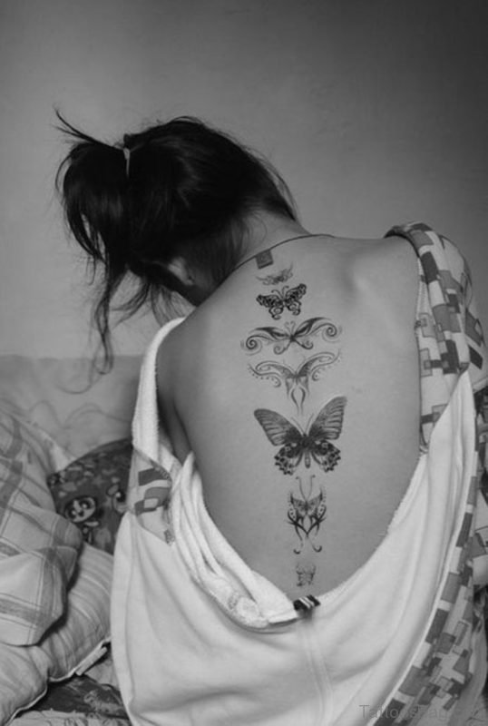 Butterflies Tattoo