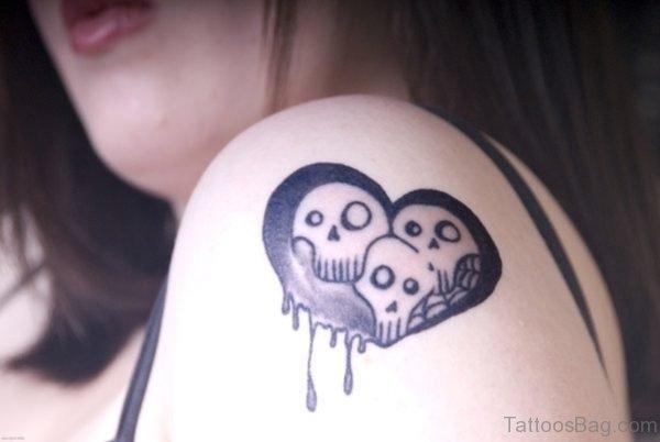 Cat Cadaver Tattoo For Women