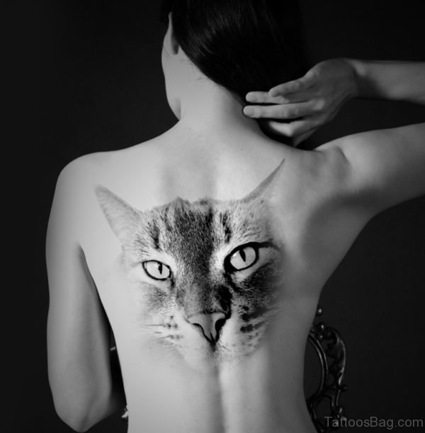 Cat Eyes Tattoo