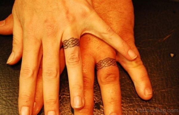 Celtic Ring Tattoo