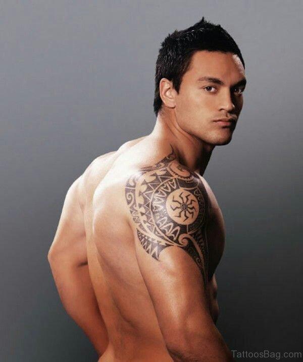 Celtic Tattoo For Men Shoulder