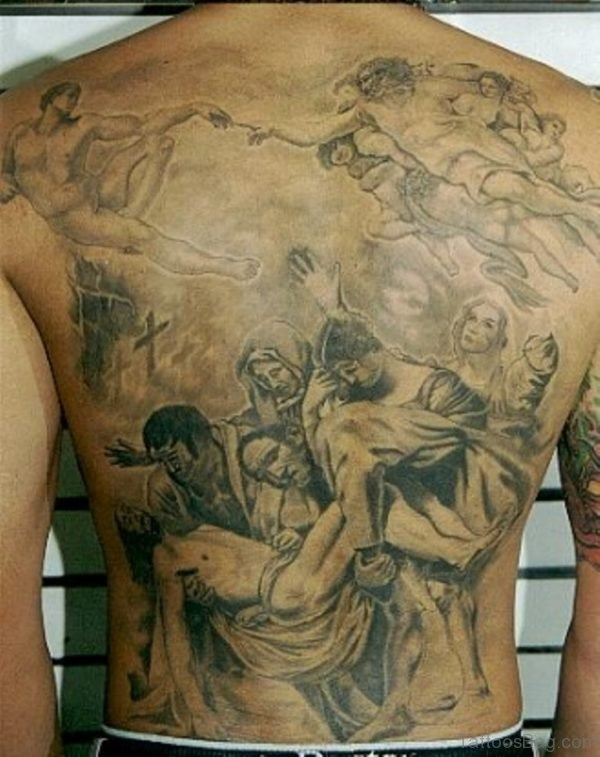 Christian Religious Tattoo