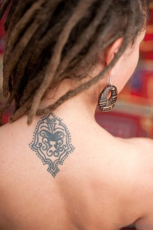 Classic Back Tattoo