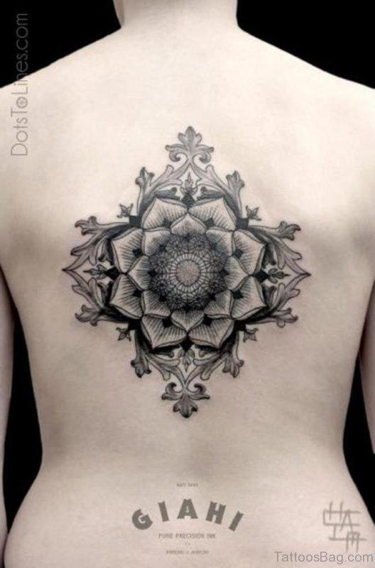 Classic Geometric Tattoo