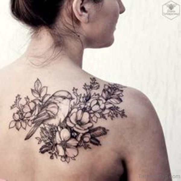 Cool Birds Tattoo