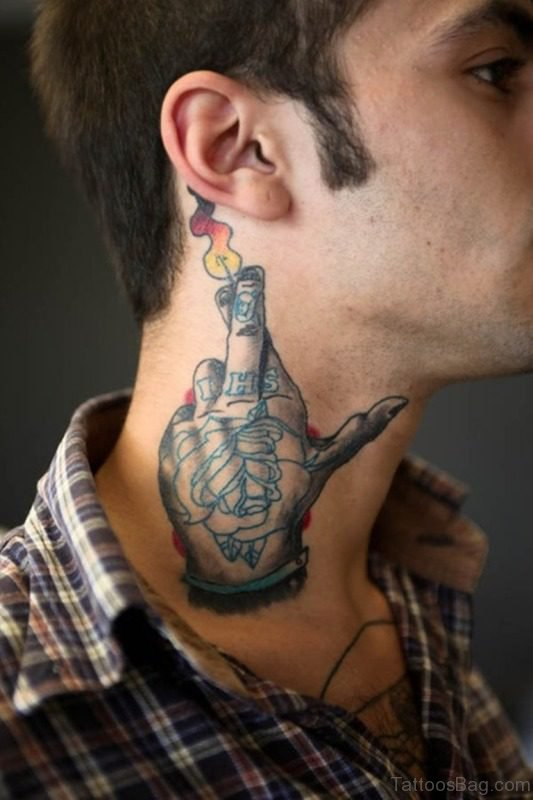 Cool Hand Tattoo For Men