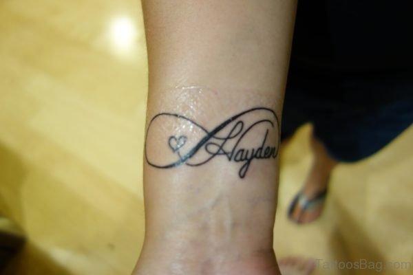 Cool Name Tattoo